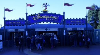 Jugend-Clubtour Disneyland Paris
