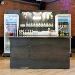 Das Uhrenhaus: flexible Bar