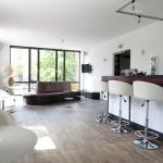 Das Uhrenhaus Bar-/Loungebereich