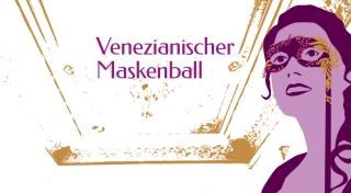 Venezianischer Maskenball